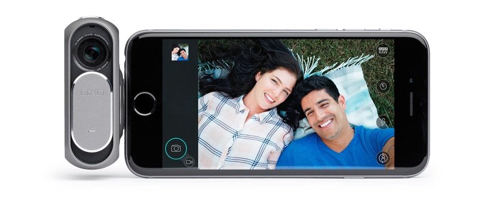 DxO One geeft iPhone een extra oog