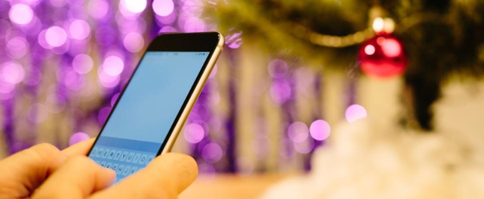 Smartphones en smartwatches populair onder de kerstboom