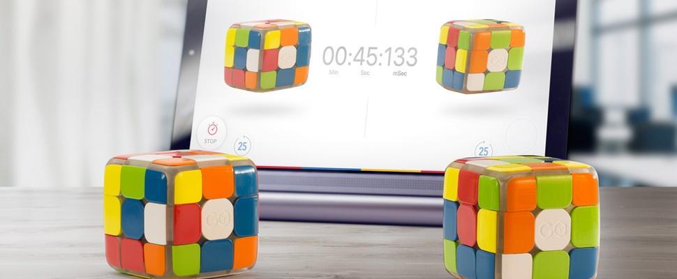 77d05efcae4 GoCube: Slimme Rubik's Cube voorzien van bluetooth   Computer Idee