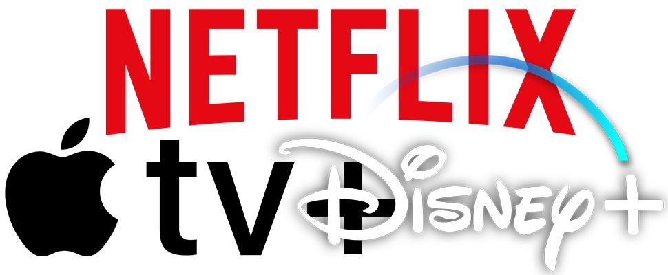 Netflix niet bang voor Apple en Disney