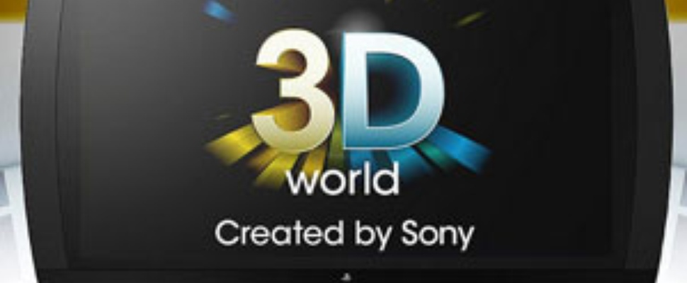 PlayStation 3D-scherm 13 november te koop