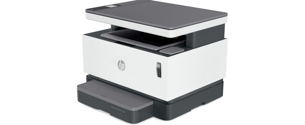 Review: HP Neverstop Laser MFP 1202nw