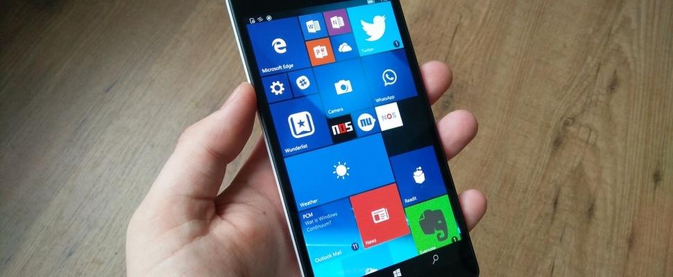 Windows 10 nu ook uit voor oudere Lumia-smartphones