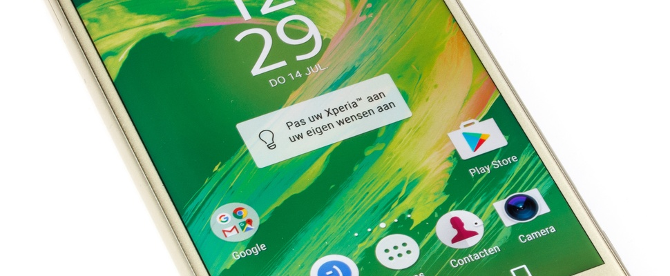 Review: Sony Xperia X