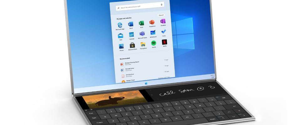 Testversie Windows 10X nu zelf te proberen
