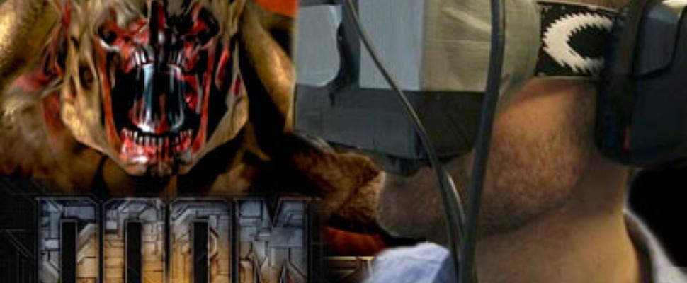 Doom 3 BFG en Oculus Rift aangekondigd