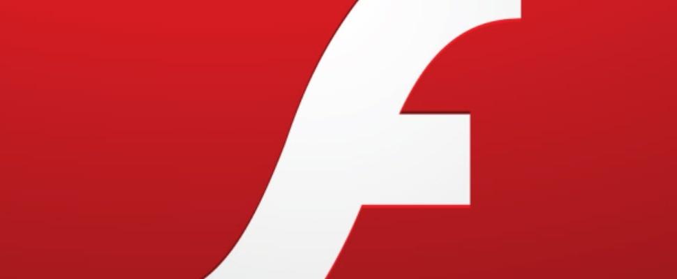Adobe dicht opnieuw gaten in Flash Player