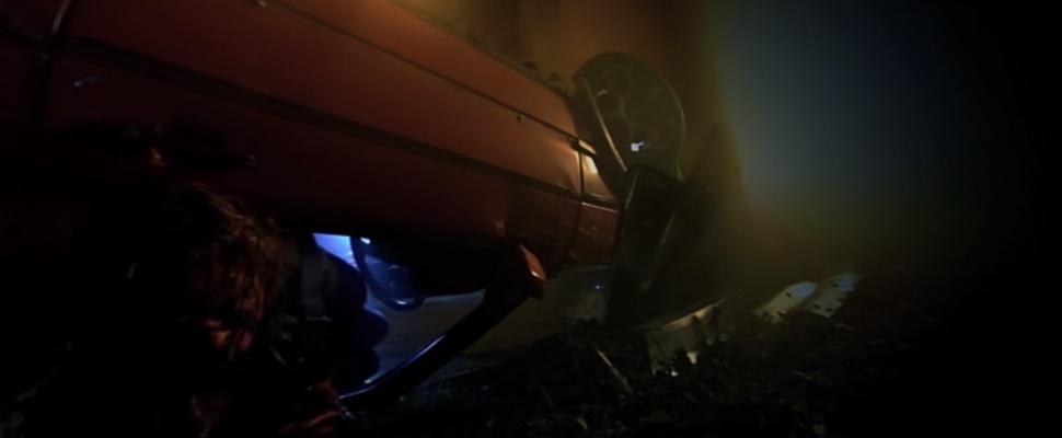 Onderga een verkeersongeluk in virtual reality