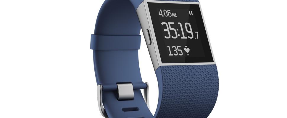 Review: Fitbit Surge