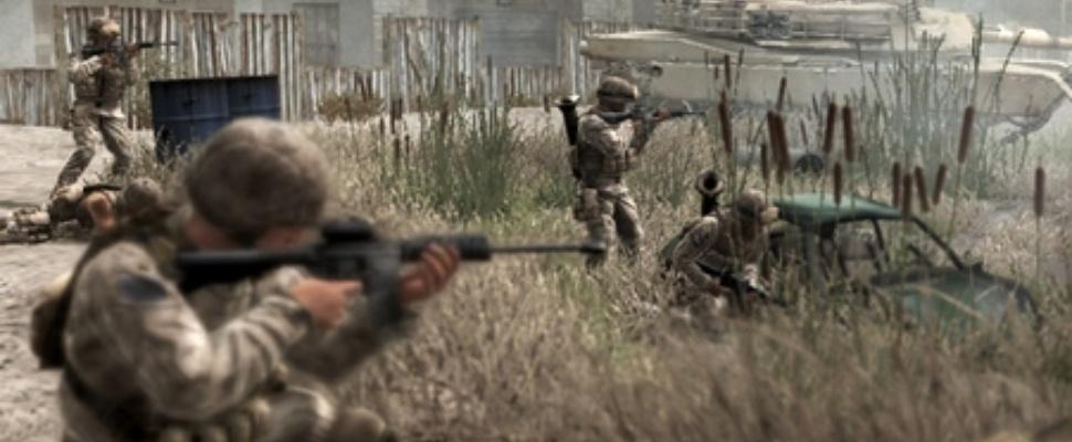 Call of Duty Modern Warfare 2 in de ban in Rusland