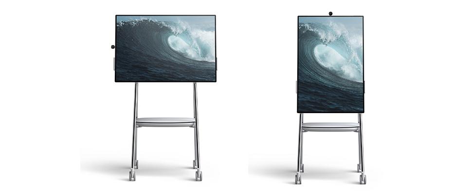 Surface Hub 2 is whiteboard-vervanger