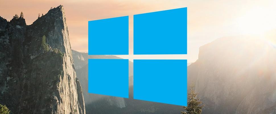 Wat te verwachten van 21H2-update Windows 10 (Sun Valley)