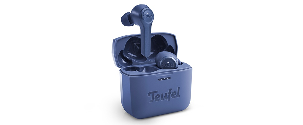 Teufel kondigt Airy True Wireless-oordopjes aan