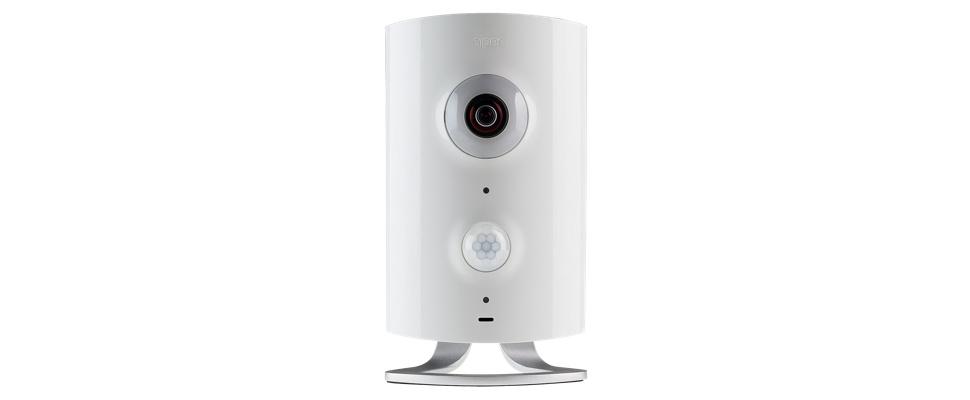 Piper-camera houdt je huis in de gaten