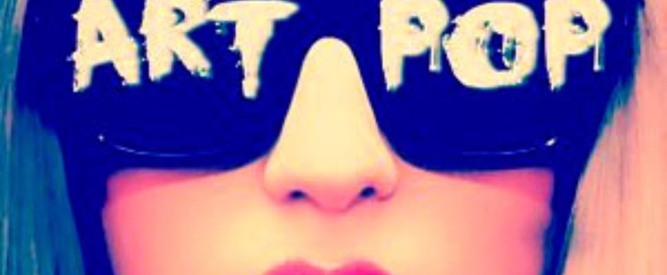 Lady Gaga ARTPOP album als app