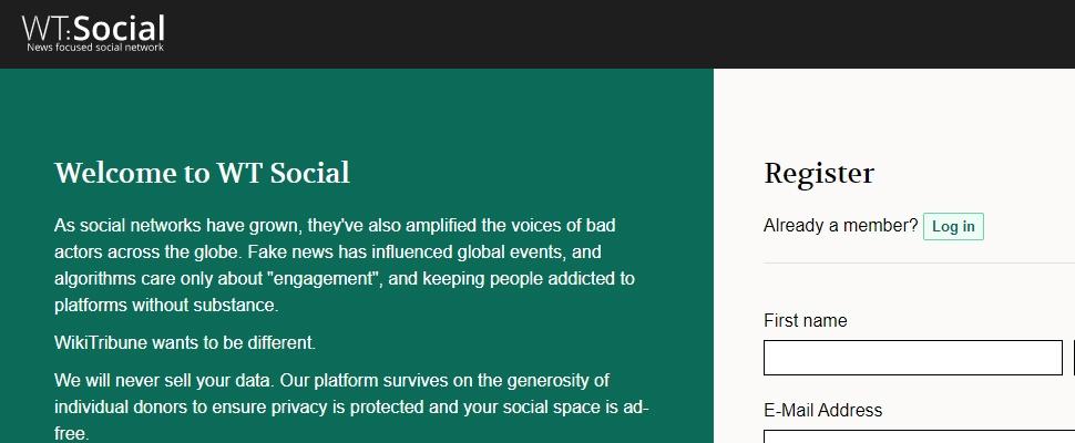 Wikipedia-oprichter start betaald sociaal netwerk WT:Social