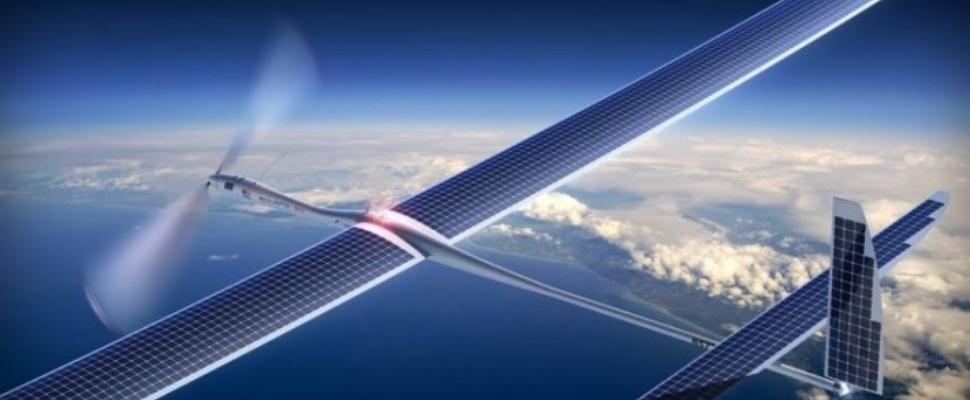 Google introduceert Titan-internetdrones