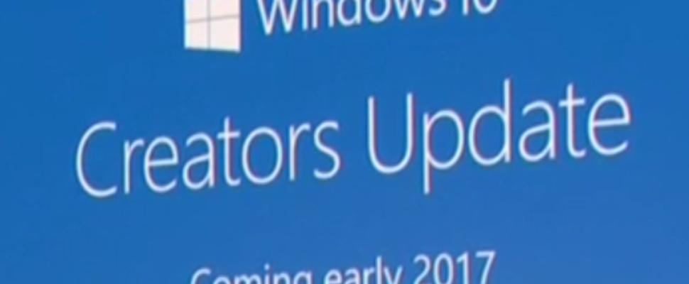 Nieuwe versie Windows 10 richt zich meer op 3D