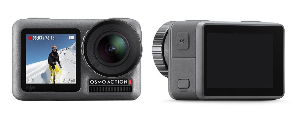 DJI Osmo Action is actiecamera voor vloggers