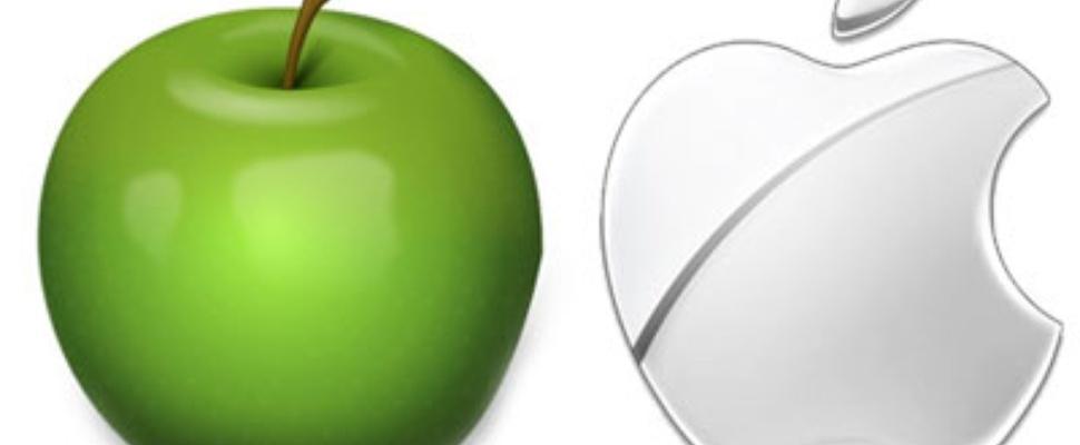 Apple gaat niet voor groen