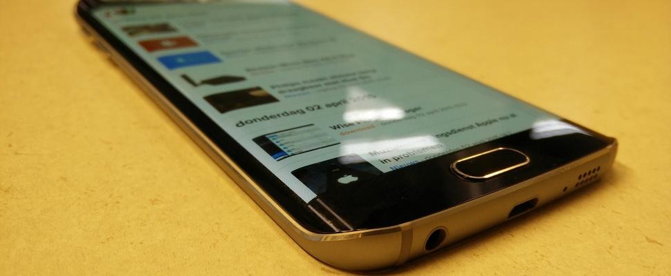 Review: Samsung Galaxy S6 stopt vervelend TouchWiz in een schitterend apparaat