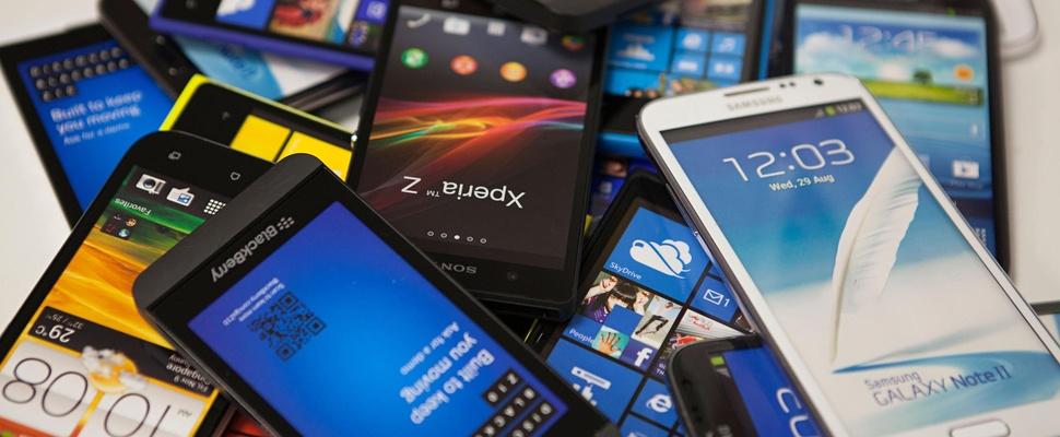 Top 5 uitstekende smartphones voor nog geen € 250,-