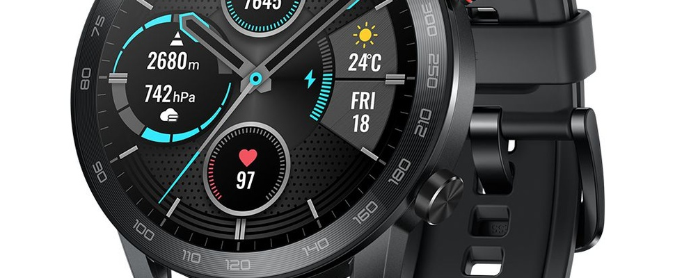 Review: Honor MagicWatch 2