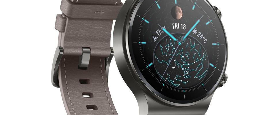 Review: Huawei Watch GT 2 Pro