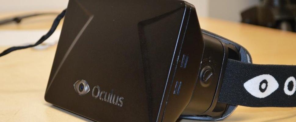 Oculus stapt nu ook in de filmwereld