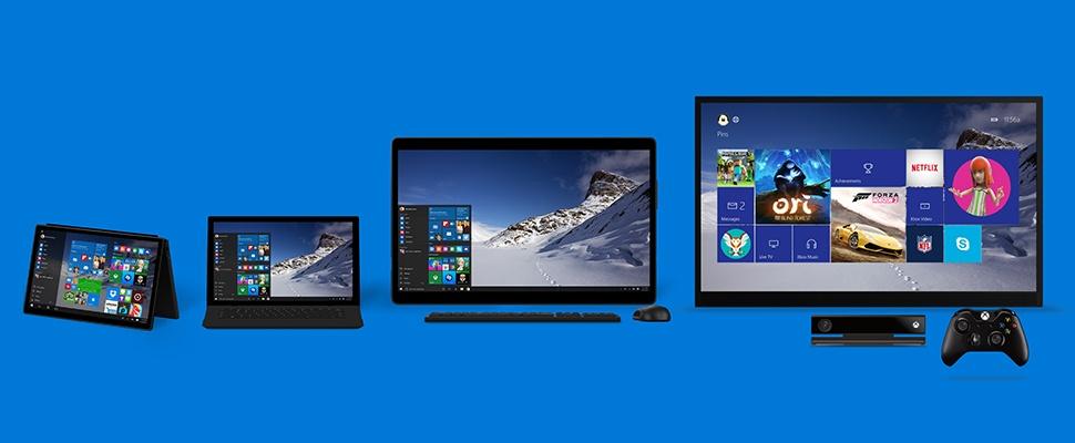 Windows 10 op 800 miljoen apparaten actief