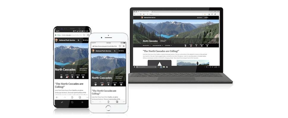 Microsoft Edge voor Android en iOS onthuld