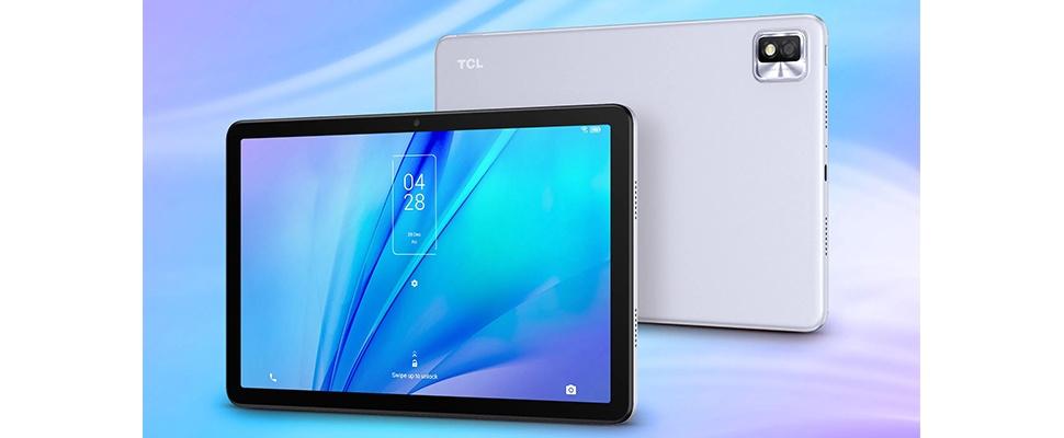 TCL Tab 10S is betaalbare vakantie-tablet