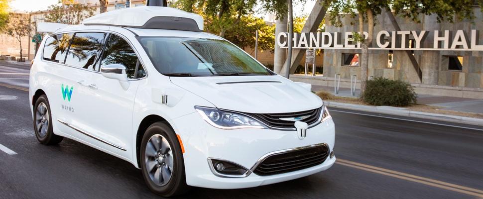 Google test zelfrijdende auto's zonder backup-chauffeur