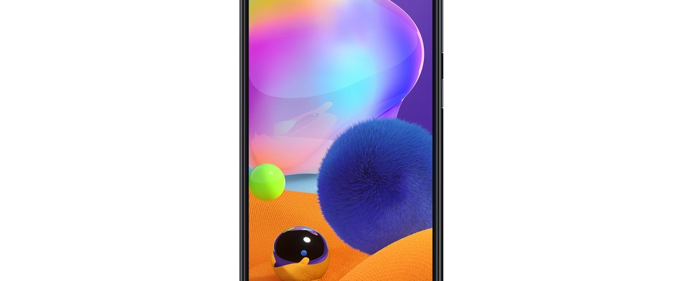 Review: Samsung Galaxy A31