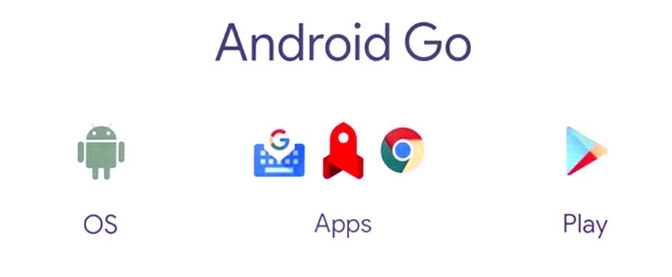 Goedkope smartphones draaien straks op Android Go
