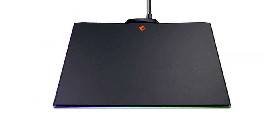 P7 RGB-muismat van Gigabyte heeft led-verlichting | Computer Idee