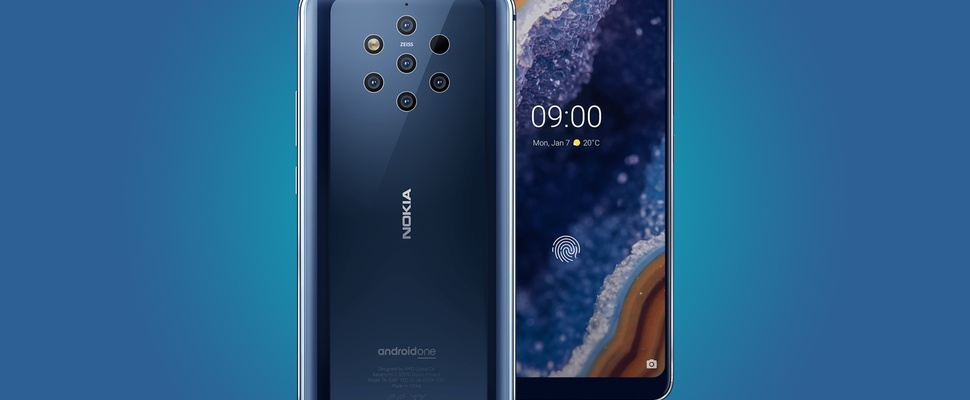 Review: Nokia 9 PureView