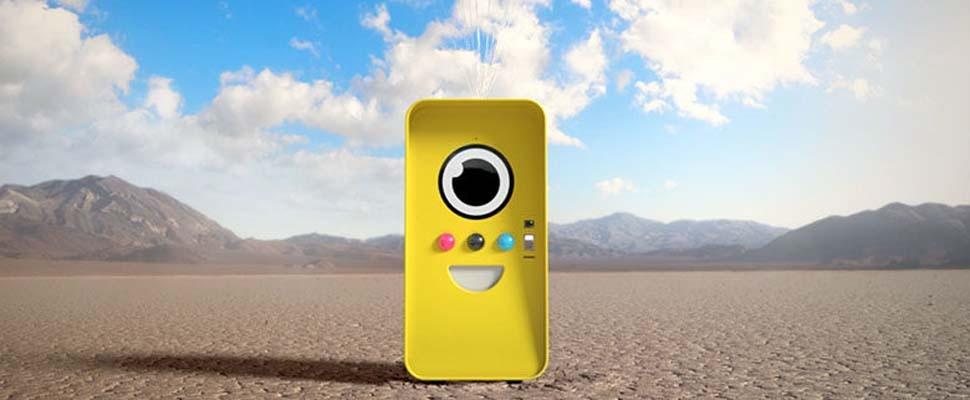 'Snapbot' verkoopt slimme Snapchat-bril