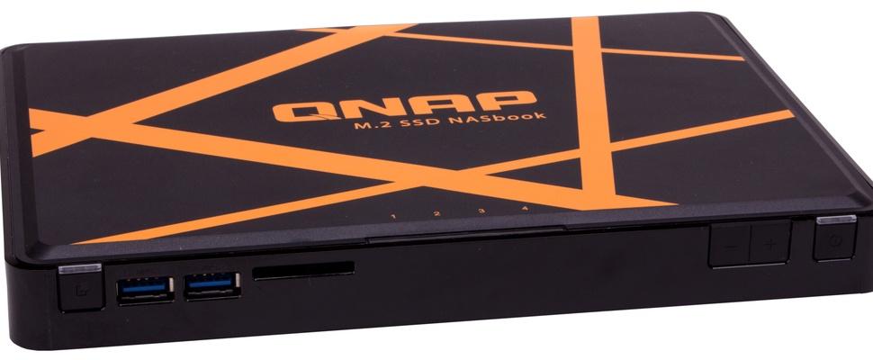 Review: Qnap TBS-453A