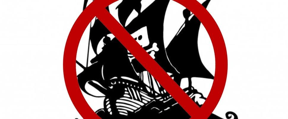Blokkade Pirate Bay blijft in Nederland van kracht
