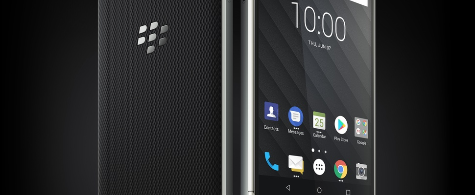 Review: BlackBerry KEY2