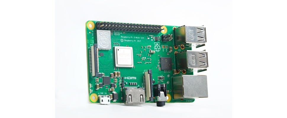 Raspberry Pi 3 Model B+ aangekondigd