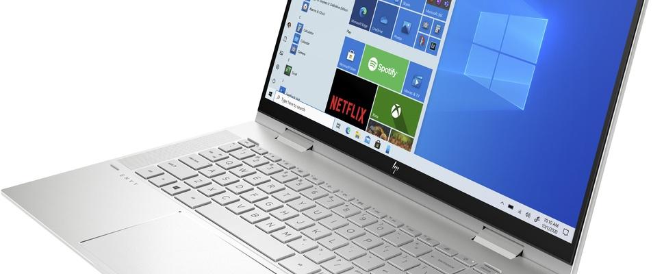 Review: HP Envy x360 15 (es0570nd)