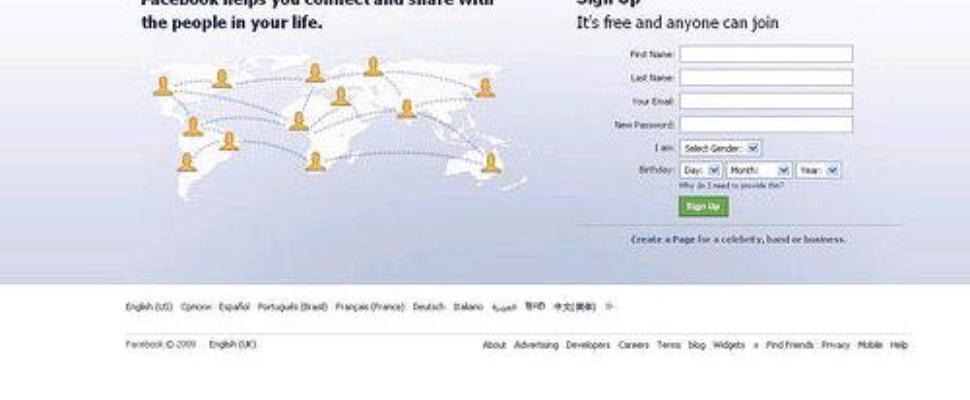 Pas op voor valse Facebook-inlogpagina