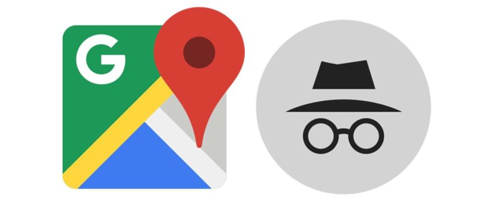 Incognito-modus voor Google Maps is nabij
