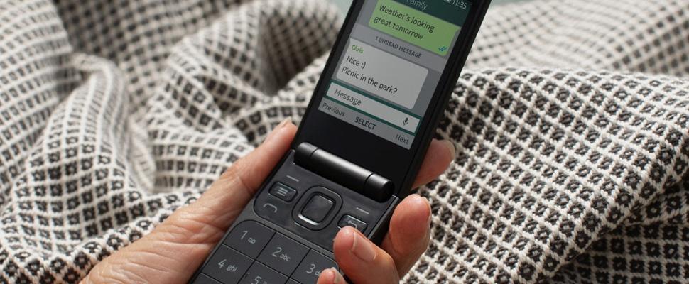 Nokia 2720 Flip: Terugkeer van de klaptelefoon!