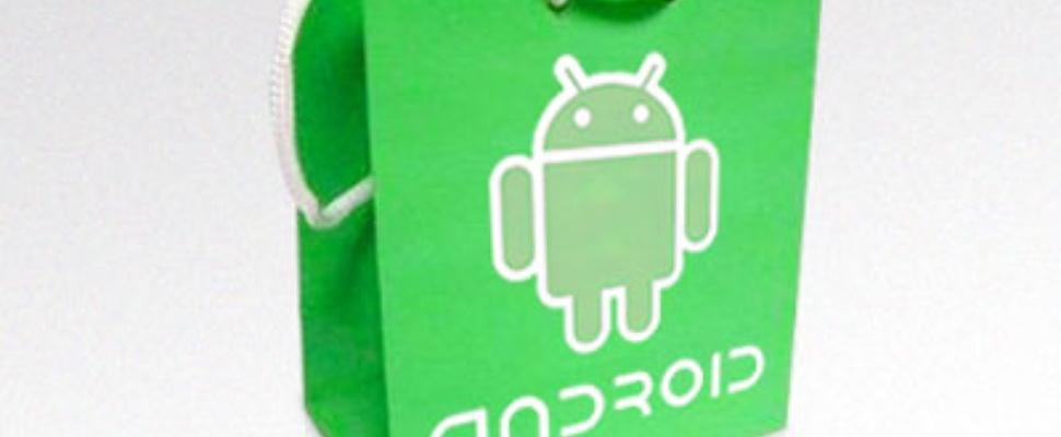 Android Market behaalt mijlpaal van 200.000 apps