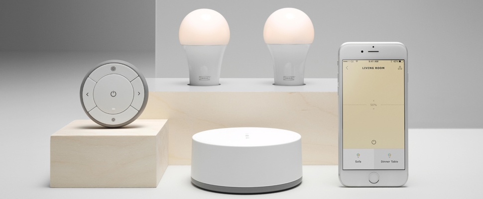 Slimme lampen IKEA straks met stem te bedienen | Computer Idee