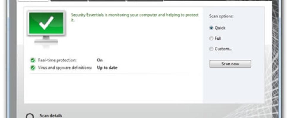 Microsoft Security Essentials 2.0 is uit