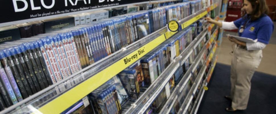 Microsoft noemt Blu-ray een gepasseerd station